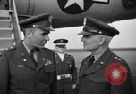 Image of US Army Generals arrive Tokyo Japan, 1951, second 11 stock footage video 65675045194