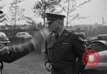 Image of Generals arrive Tokyo Japan, 1951, second 7 stock footage video 65675045196