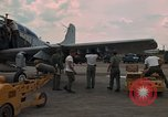 Image of United States Air Force A-1E Vietnam, 1965, second 10 stock footage video 65675045235