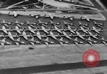 Image of C-47 tow planes and Allied gliders during Normandy invasion France, 1944, second 6 stock footage video 65675045255