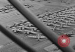 Image of C-47 tow planes and Allied gliders during Normandy invasion France, 1944, second 10 stock footage video 65675045255