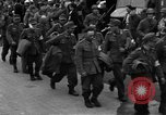 Image of German prisoners Portland England, 1944, second 9 stock footage video 65675045261