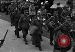 Image of German prisoners Portland England, 1944, second 11 stock footage video 65675045261