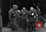 Image of German prisoners Portland England, 1944, second 7 stock footage video 65675045262