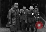 Image of German prisoners Portland England, 1944, second 9 stock footage video 65675045262