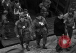 Image of German prisoners Portland England, 1944, second 11 stock footage video 65675045263