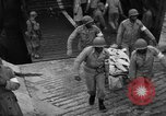 Image of German prisoners Portland England, 1944, second 8 stock footage video 65675045264