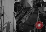 Image of General Dwight Eisenhower Atlantic Ocean, 1944, second 9 stock footage video 65675045266
