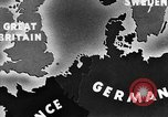 Image of Boeing B-17 Flying Fortresses Europe, 1942, second 4 stock footage video 65675045270