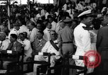 Image of inauguration ceremony Manila Philippines, 1946, second 5 stock footage video 65675045282