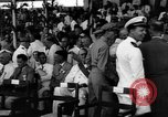 Image of inauguration ceremony Manila Philippines, 1946, second 6 stock footage video 65675045282