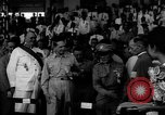 Image of inauguration ceremony Manila Philippines, 1946, second 10 stock footage video 65675045282