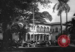 Image of Malacanan Palace Manila Philippines, 1945, second 1 stock footage video 65675045298
