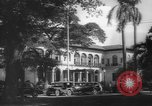Image of Malacanan Palace Manila Philippines, 1945, second 3 stock footage video 65675045298