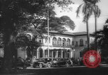 Image of Malacanan Palace Manila Philippines, 1945, second 5 stock footage video 65675045298