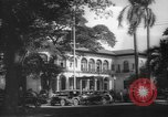 Image of Malacanan Palace Manila Philippines, 1945, second 9 stock footage video 65675045298