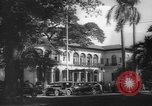 Image of Malacanan Palace Manila Philippines, 1945, second 10 stock footage video 65675045298