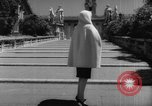Image of fashion wear Rome Italy, 1960, second 9 stock footage video 65675045303