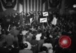 Image of Robert Ferdinand Wagner New York United States USA, 1954, second 5 stock footage video 65675045306