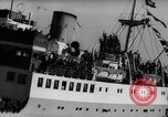 Image of people at harbor Middle East, 1947, second 6 stock footage video 65675045316