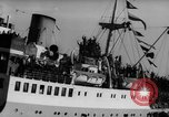 Image of people at harbor Middle East, 1947, second 7 stock footage video 65675045316
