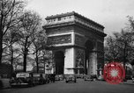 Image of dignitaries Paris France, 1945, second 2 stock footage video 65675045317