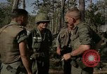 Image of United States1st Cavalry Division Vietnam, 1965, second 4 stock footage video 65675045323