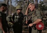 Image of United States1st Cavalry Division Vietnam, 1965, second 10 stock footage video 65675045323