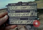 Image of 173rd Airborne Brigade Vietnam, 1966, second 5 stock footage video 65675045345
