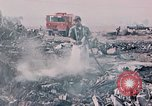Image of crashed B-52 California United States USA, 1978, second 8 stock footage video 65675045353