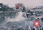 Image of crashed B-52 California United States USA, 1978, second 10 stock footage video 65675045353