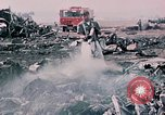 Image of crashed B-52 California United States USA, 1978, second 12 stock footage video 65675045353