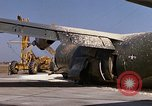 Image of crashed C-130B Vietnam, 1967, second 9 stock footage video 65675045355