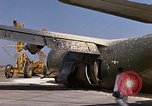 Image of crashed C-130B Vietnam, 1967, second 12 stock footage video 65675045355