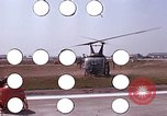 Image of crashed C-130B Vietnam, 1967, second 2 stock footage video 65675045356