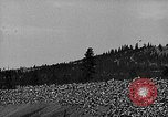 Image of air show Spokane Washington, 1944, second 3 stock footage video 65675045364