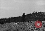 Image of air show Spokane Washington, 1944, second 5 stock footage video 65675045364