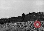 Image of air show Spokane Washington, 1944, second 7 stock footage video 65675045364