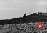 Image of air show Spokane Washington, 1944, second 8 stock footage video 65675045364