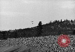 Image of air show Spokane Washington, 1944, second 11 stock footage video 65675045364