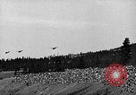 Image of air show Spokane Washington USA, 1944, second 19 stock footage video 65675045364