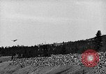 Image of air show Spokane Washington USA, 1944, second 21 stock footage video 65675045364