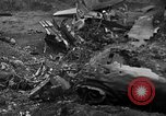Image of Crash site of B-29A number 42-65283 Tinian Island Mariana Islands, 1945, second 9 stock footage video 65675045365