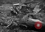 Image of Crash site of B-29A number 42-65283 Tinian Island Mariana Islands, 1945, second 11 stock footage video 65675045365