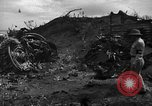 Image of B-29 crash Tinian Island Mariana Islands, 1945, second 12 stock footage video 65675045366