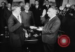 Image of General George Marshall Washington DC USA, 1947, second 9 stock footage video 65675045373