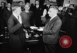 Image of General George Marshall Washington DC USA, 1947, second 10 stock footage video 65675045373