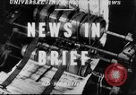 Image of brotherhood campaign New York United States USA, 1951, second 3 stock footage video 65675045378