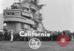Image of crewmen donate blood San Francisco California USA, 1951, second 1 stock footage video 65675045381
