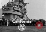 Image of crewmen donate blood San Francisco California USA, 1951, second 3 stock footage video 65675045381